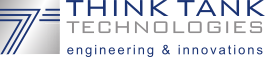 THINK TANK TECHNOLOGIES engineering & innovations - EN